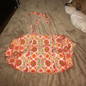 Vera Bradley extra large duffel